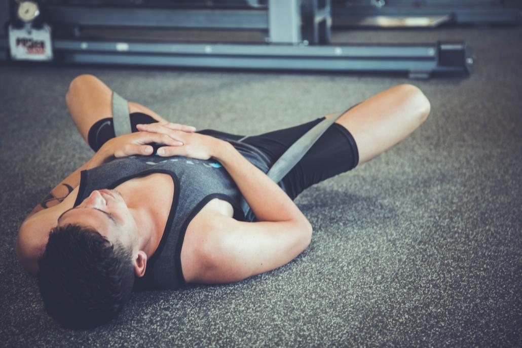 Affaticamento e indolenzimento muscolare