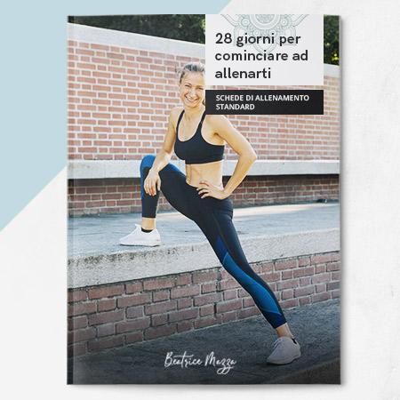 28 giorni per cominciare ad allenarti