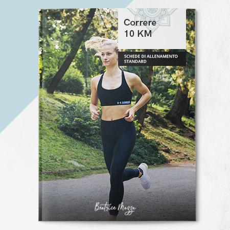 correre 10 km